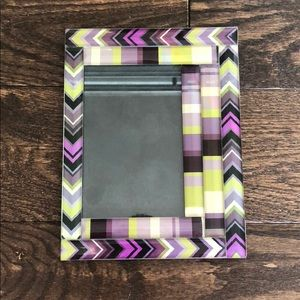 Missoni picture frame